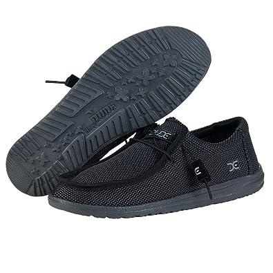Vans U Classic  41 EU HEY DUDE Chaussures à lacets homme.  Baskets pour Femme - Vert - Verde Chaussures Keen bleues femme  toile 9LV1tS