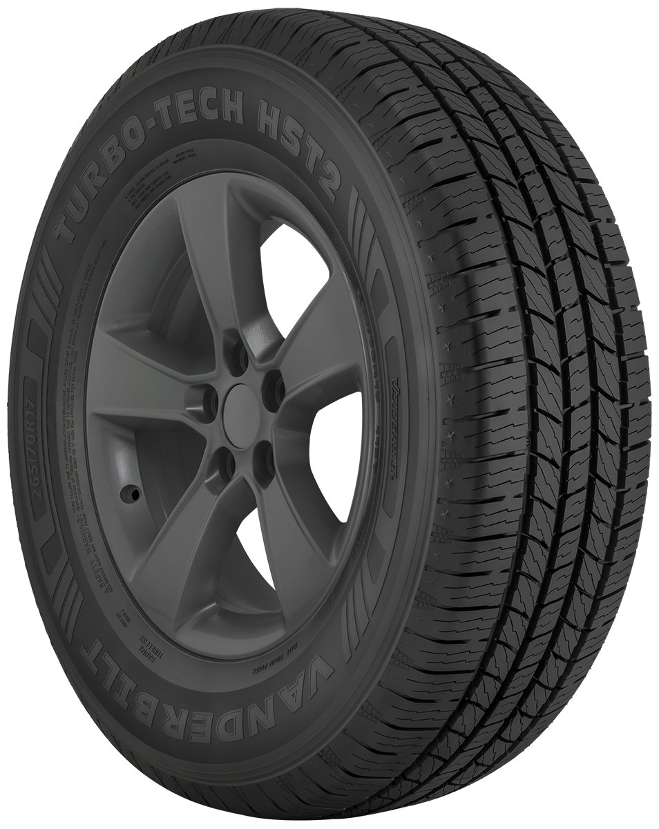 Vanderbilt Turbo Tech HST2 Highway All-Season Tire- 265/70R16 112T