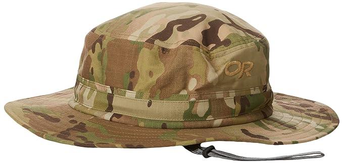 a1cb1b05 Amazon.com : Outdoor Research Men's Helios Sun Hat, Multicam : Clothing