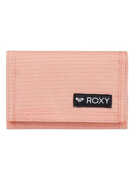 Roxy - Cartera de Triple Hoja - Mujer - ONE SIZE - Rosa: Amazon.es: Ropa y accesorios