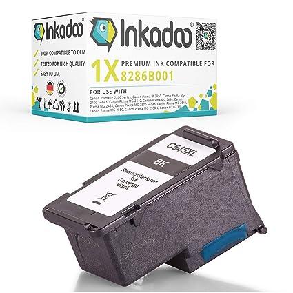 Inka Doo® XL de tinta compatible con Canon Pixma MG 3053 ...
