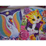 Lisa Frank 2-Pocket Folders, Pack of 2, Designs May Vary