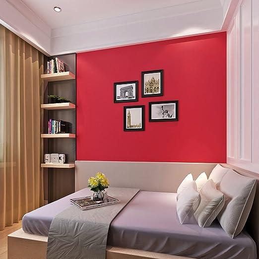 HANMERO® Sólido Color Papel Pintado Autoadhesivo para Muebles ...