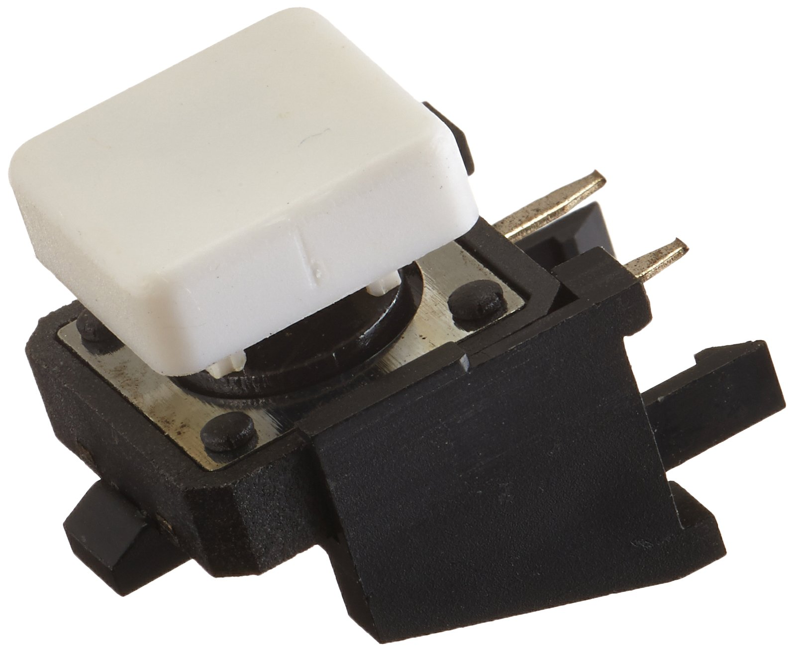 Uxcell Square Cap Right Angle Momentary Tactile/Tact/Push Button Switch