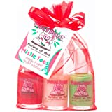 Piggy Paint Nail Polish Gift Set, Mistletoes