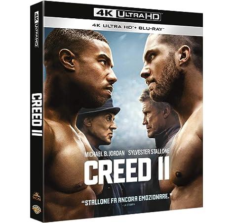 Pack Rocky - Incluye: Creed II La Leyenda De Rocky + Creed La Leyenda De Rocky 4k Uhd Blu-ray: Amazon.es: Cine y Series TV