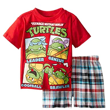 8454f580aa Image Unavailable. Image not available for. Color: Nickelodeon TMNT Infant  Boys ...