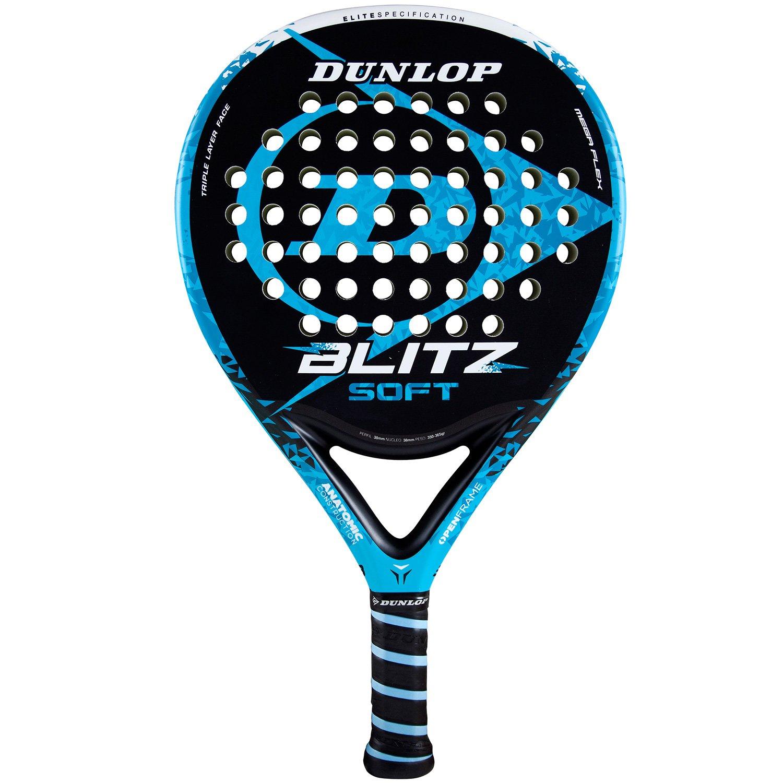 Pala de Padel Dunlop BLITZ SOFT 2017: Amazon.es: Deportes y ...