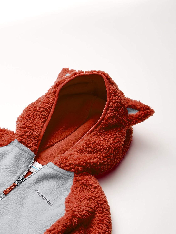 Amazon.com: Columbia Foxy Baby Sherpa cremallera completa ...