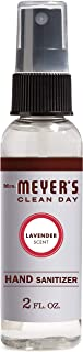 product image for Mrs. Meyer's Clean Day Antibacterial Hand Sanitizer Spray, Removes 99.9% of Bacteria on Skin, Lavender Scent, 2 oz