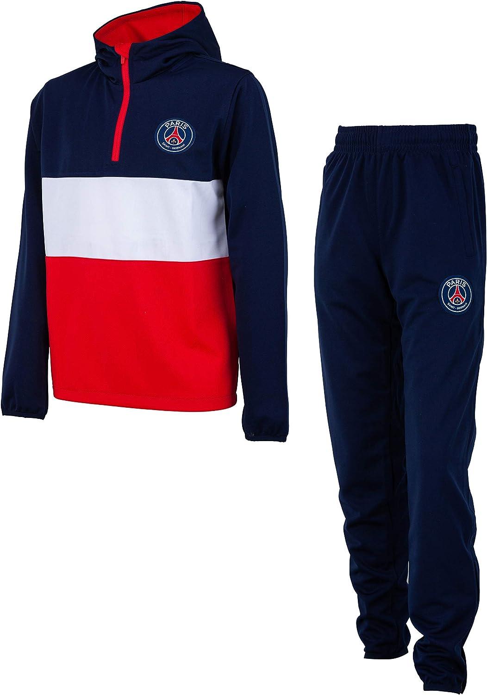 Collection Officielle Taille Enfant gar/çon PARIS SAINT-GERMAIN Doudoune PSG