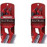 Mothers Detail Brush Set, 2 Pack (2 Brush Set)