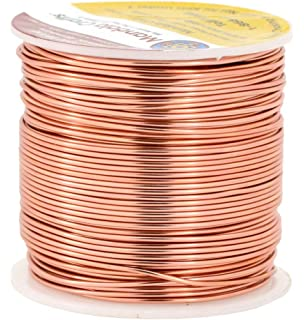 Amazon artistic wire 12 gauge bare copper coil wire 10 feet mandala crafts 12 14 16 18 20 22 gauge anodized jewelry making beading floral colored aluminum keyboard keysfo Images