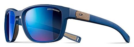 Julbo Paddle Gafas de Sol Unisex, Azul/Wood