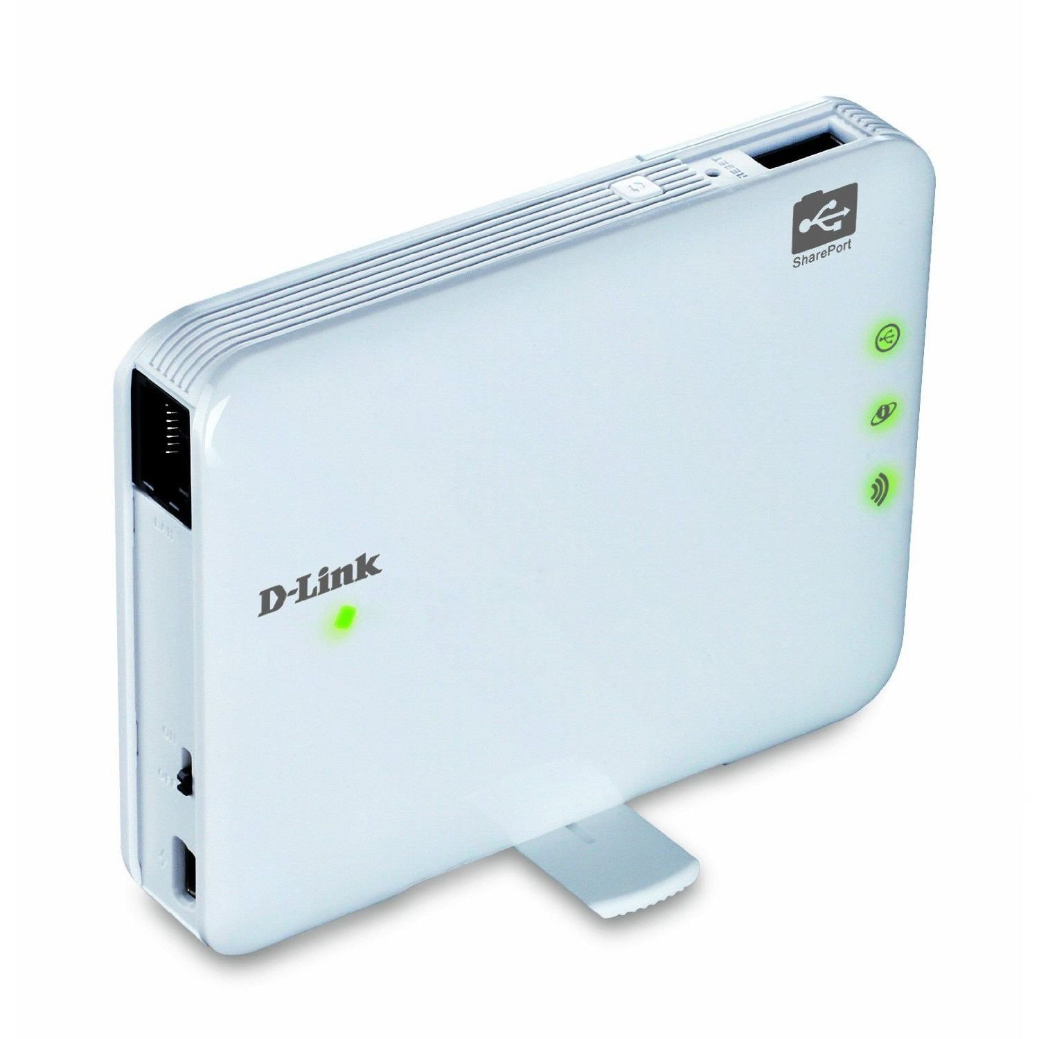 D Link DIR 506L  Portable Wireless N150 Router Chargers