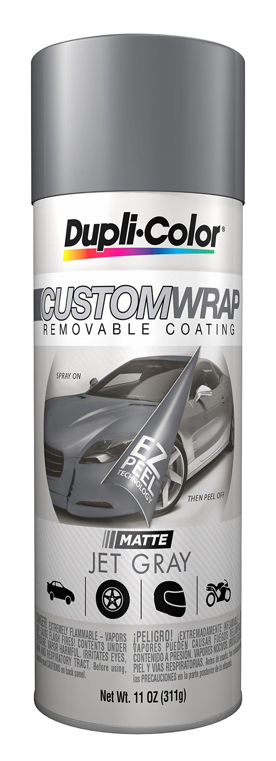 Dupli-Color CWRC799-6PK Custom Wrap Removable Coating - 11 fl. oz., (Pack of 6)