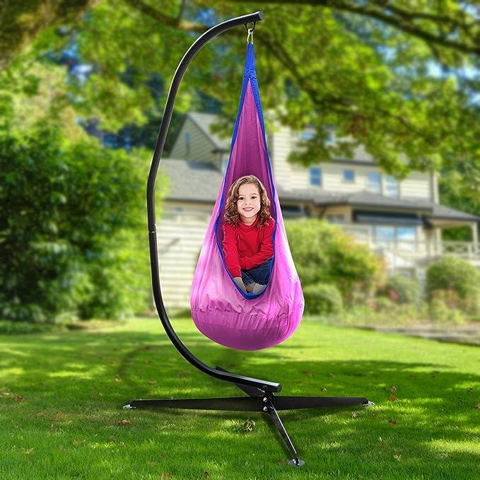 Amazon.com: Sorbus hamaca silla soporte para sillas ...