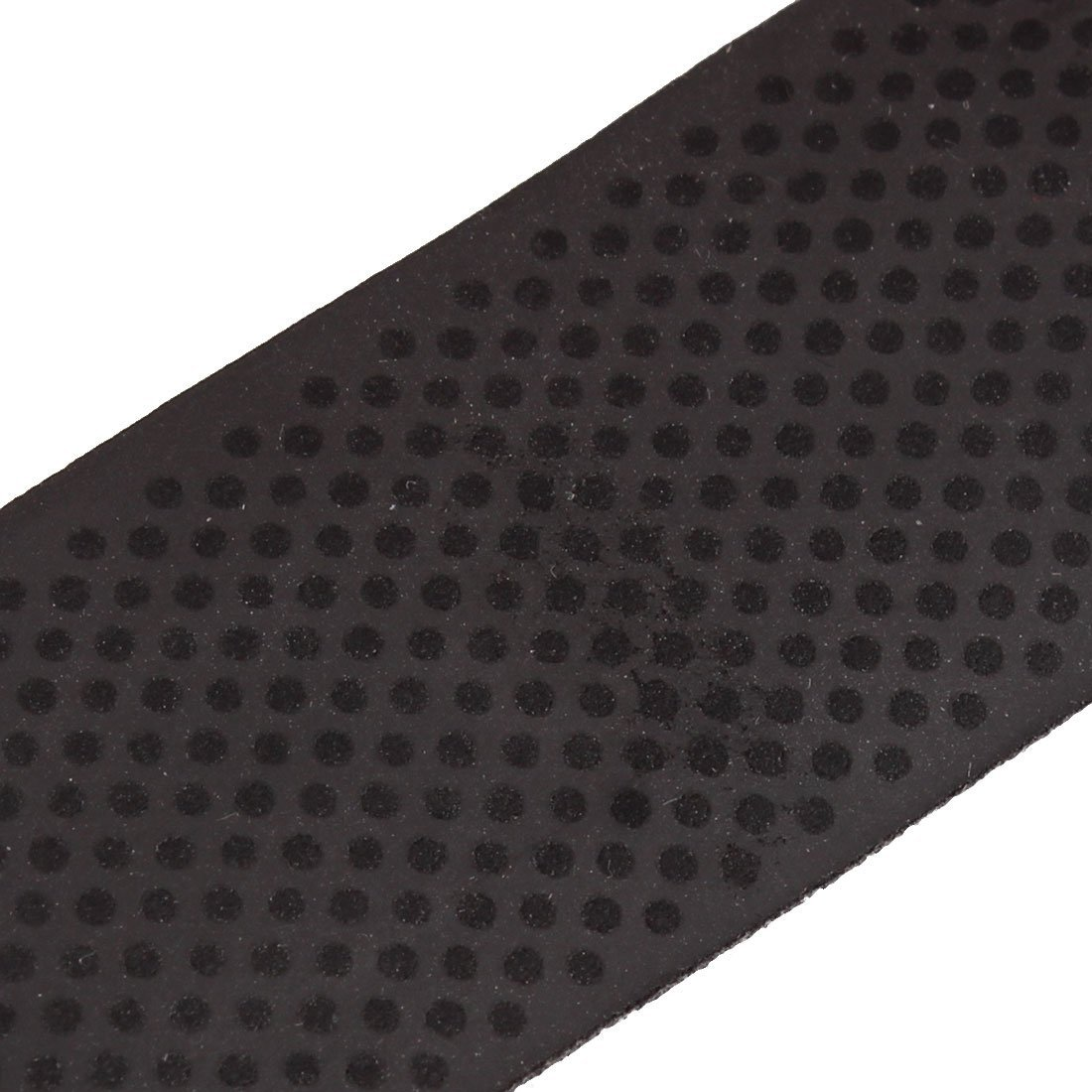Amazon.com : eDealMax espuma mancuernas caña de pescar antideslizante raqueta de absorción del sudor Cinta de agarre 2 piezas Negro : Sports & Outdoors