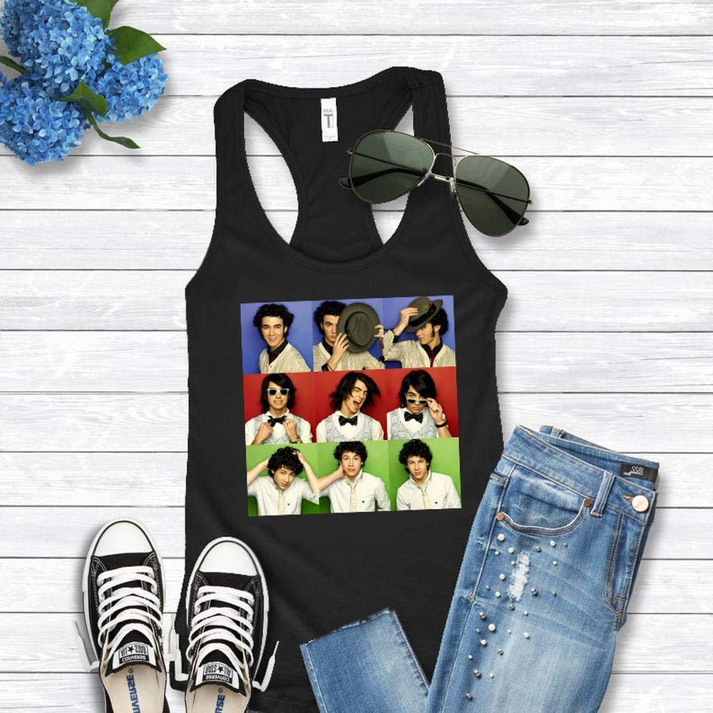Jonas Brothers Tank Top For - Jobros Happiness Begins Tour Perfect Gift Idea For Fans Who Love Jb Shirts