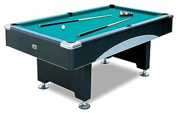 Delightful Minnesota Fats Saratoga 7.5 Foot Billiard Table Package