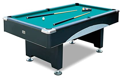 Amazoncom Minnesota Fats Saratoga Foot Billiard Table Package - Pool table price amazon