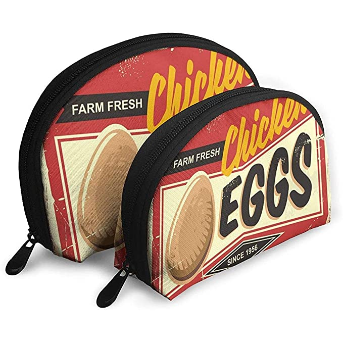 Huevos de gallina Frescos de Granja Cartel Promocional ...