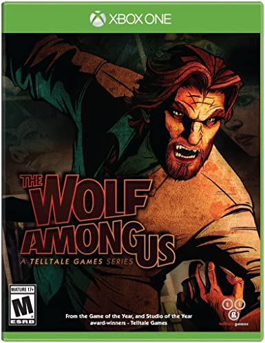 The Wolf Among Us - Xbox One by Telltale Games: Amazon.es: Videojuegos