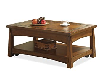Craftsman Home Lift Top Cocktail Table