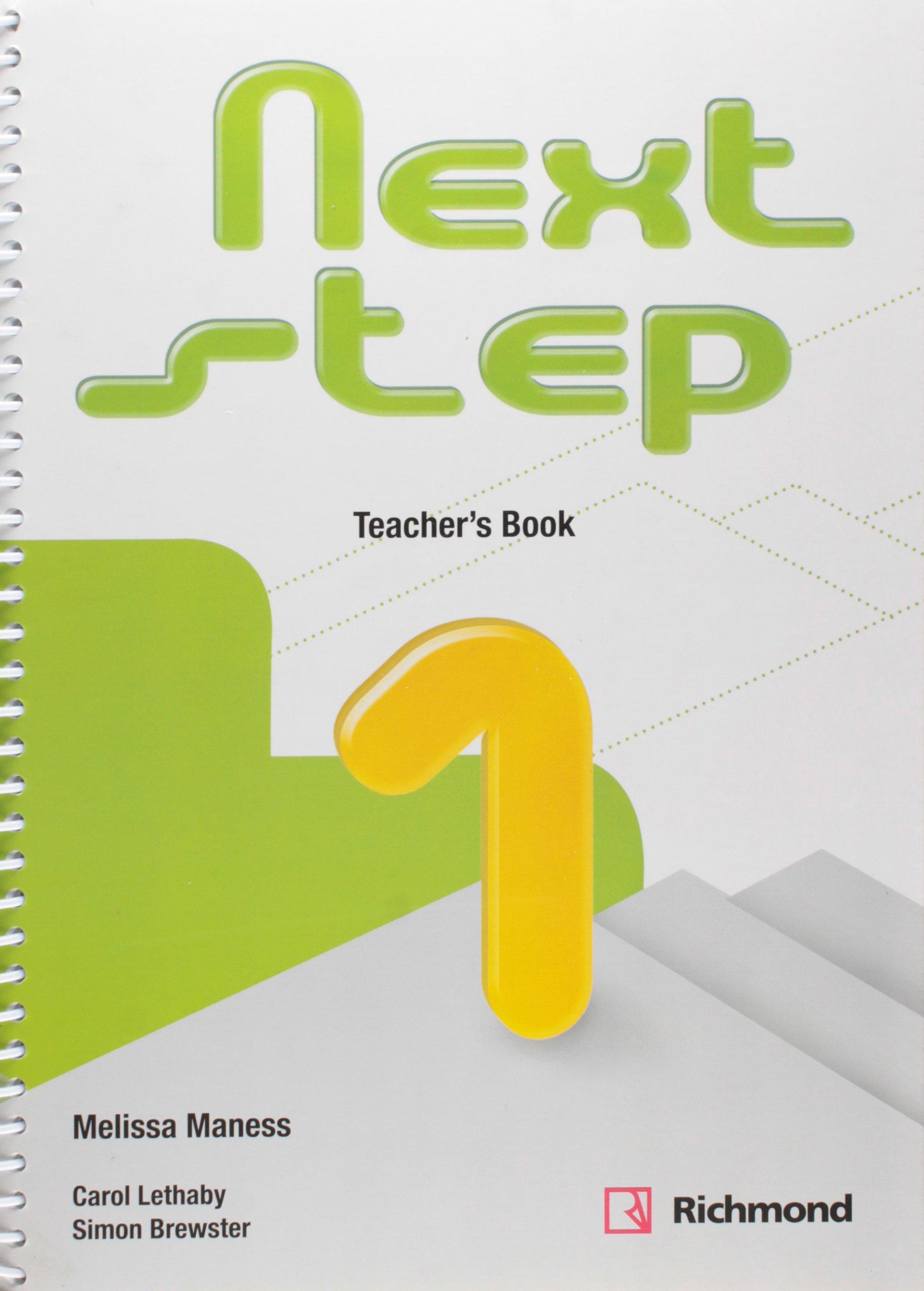 Read Online Next Step 1. Teacher's Book (Em Portuguese do Brasil) pdf epub