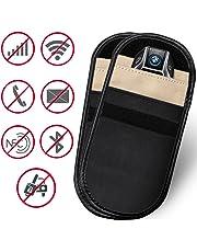 SHISHUO Bloqueo de Señal - 2 Unidades WIFI/GSM/LTE/NFC/RFID