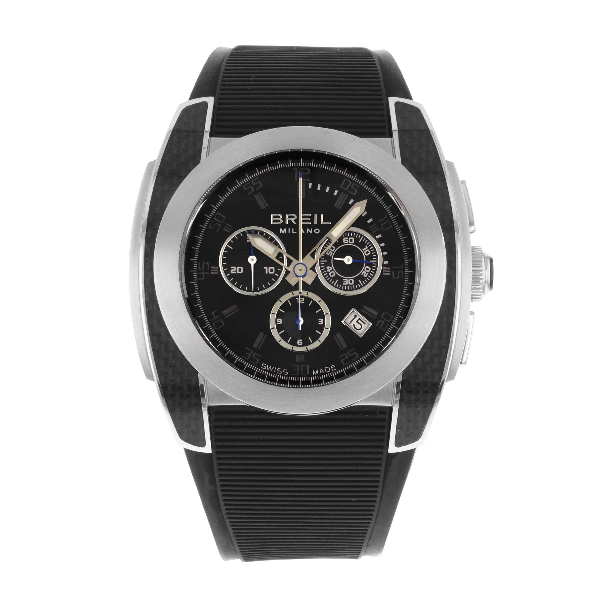 Breil Mediterraneo Quartz Male Watch BW0381 (Certified Pre-Owned)