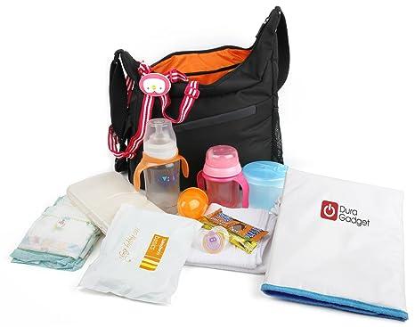 Llevar Maternal DURAGADGET BolsoBolsa Con Bandolera Ajustable Para pqYwTqR