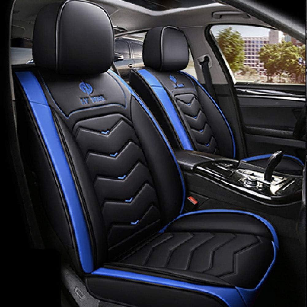 Fundas de asiento de coche de cuero universal para Mini Todos los modelos Cooper Countryman Cooper Paceman Car Styling accesorios para coche,B