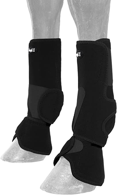 Amazon Com Tough 1 Performers 1st Choice Combo Boots Sports Outdoors