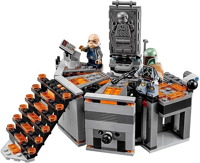 LEGO Star Wars Carbon-Freezing Chamber 75137 by LEGO: Amazon.es ...