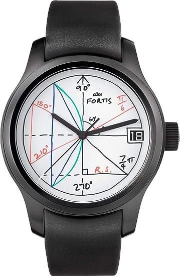 Fortis Edition Rolf Sachs 2 PI 655.18.92.K Reloj Automático para hombres Edición Muy Limitada: Amazon.es: Relojes