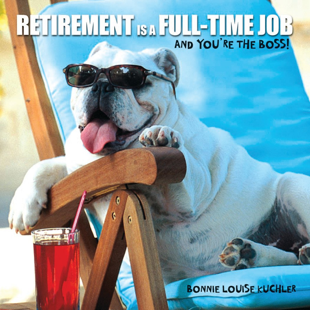 Read Online Retirement Is a Full-time Job: And You're the Boss! (gift book) pdf