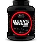 Sinew Nutrition Elevate Mass Gainer with Digestive Enzymes, 2 kg (Chocolate Flavour)