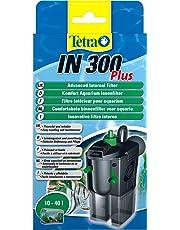 TETRA IN 300 Plus - Filtre Intérieur pour Aquarium de 10 à 40L