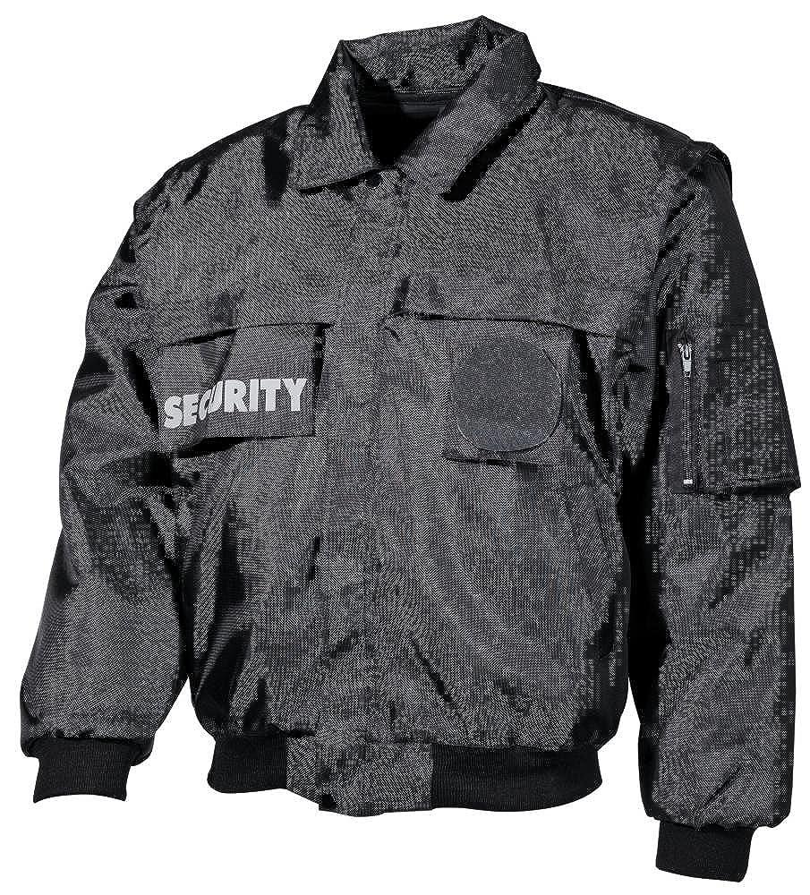 Noir S Blouson  security