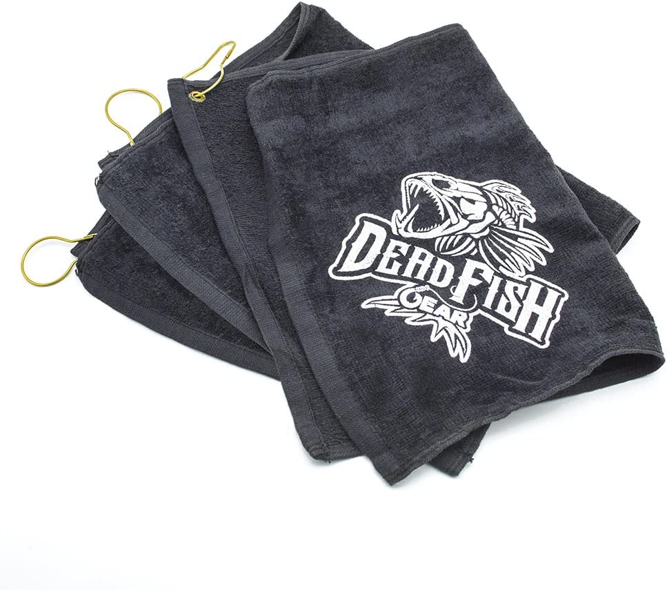 Dead Fish Gear Fishing Towel Set