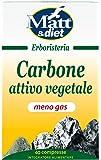 Matt&Diet Carbone Attivo Vegetale - 38 gr