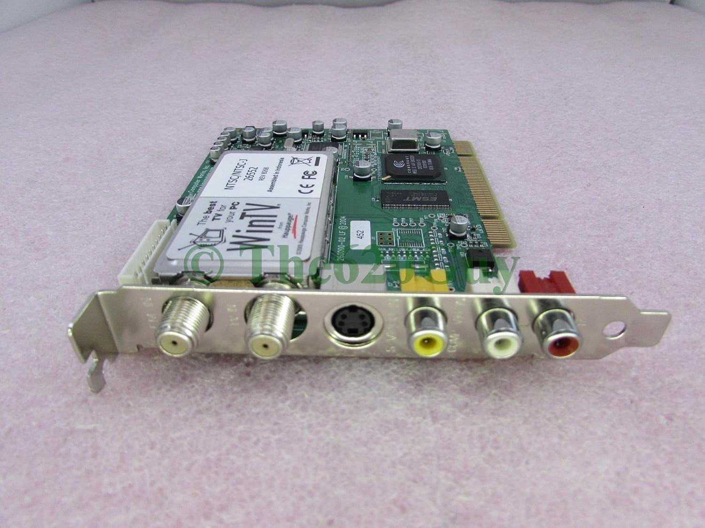 Hauppauge WinTV USB TV Tuner Karte mit FM-Radio