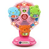 VTech Lil' Critters Spin and Discover Ferris Wheels, Pink (Amazon Exclusive)