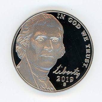 2006-S  Deep Cameo  Jefferson Nickel  US GEM  Proof Coin