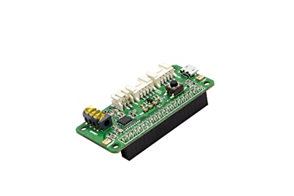 ReSpeaker 2-Mics Pi HAT microphone expansion board raspberry pi voice  service wm8960