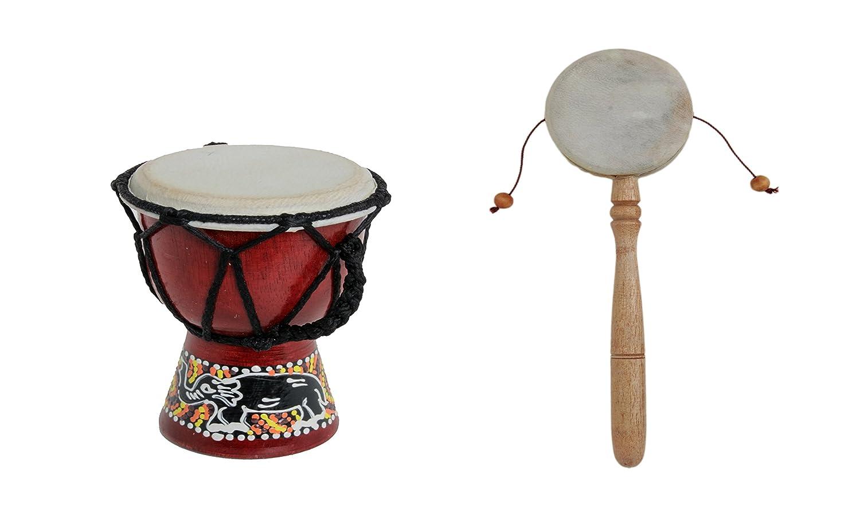 Gawaret El Fan DRM-105 Derbouka Nacre Percussions//Djembés