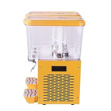 buoqua Zumo dispensador con grifo (2 tanque 9.5 gallonen dispensador de bebidas con grifo agua