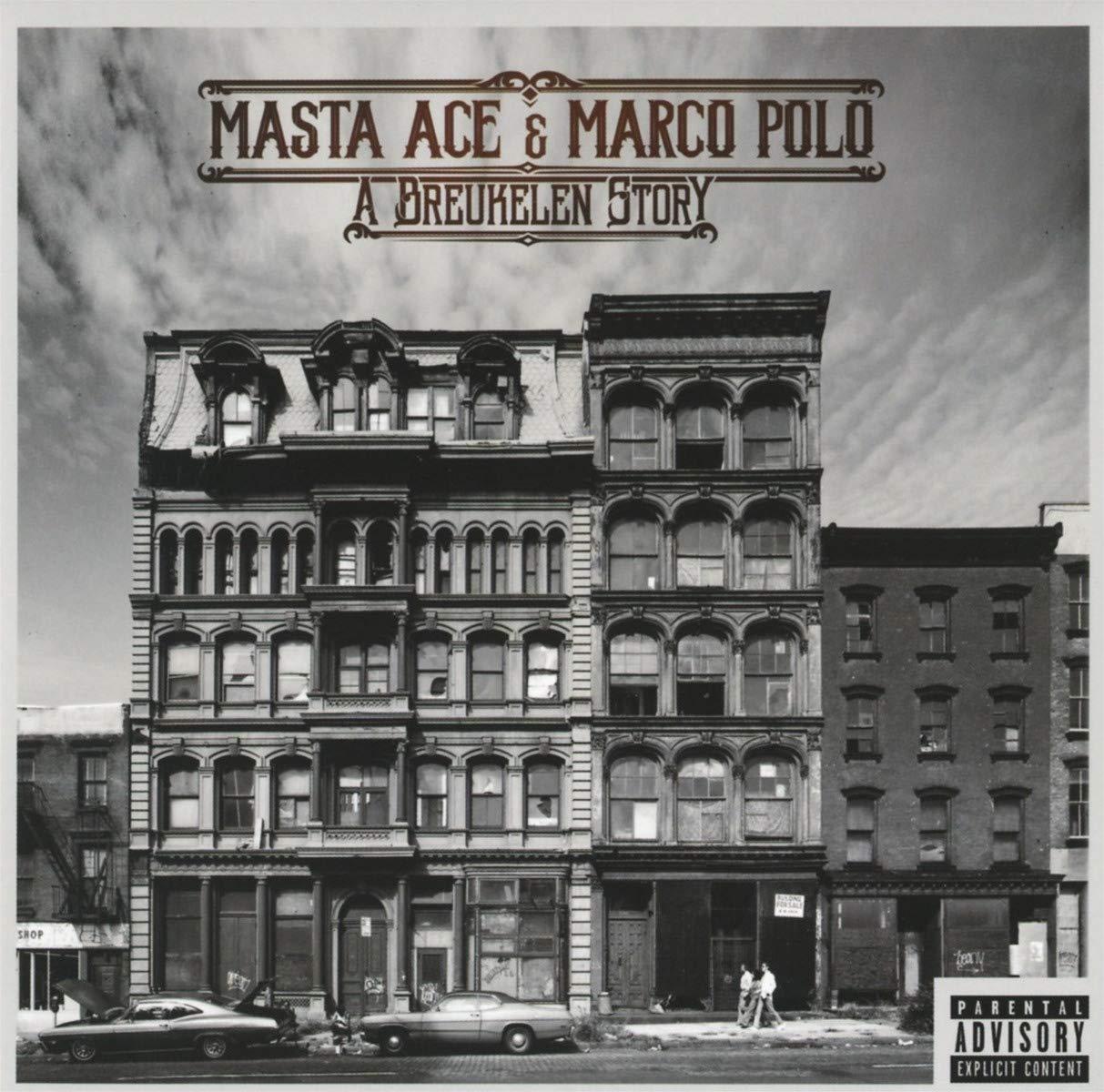 A Breukelen Story Masta Ace Marco Polo Amazon De Musik