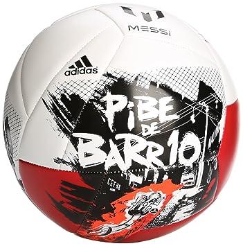 adidas Fußball Messi 10 Q2 - Balón de fútbol de competición, Color ...